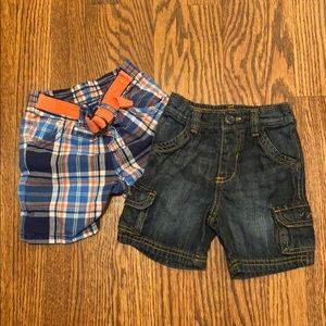 Two pairs Old Navy shorts